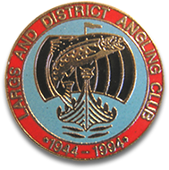 Largs and District Angling Club logo